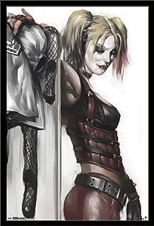 Trends International Wall Poster Marvel Comics Harley Quinn, 22.375 x 34