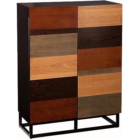 Southern Enterprises Harvey Bar Cabinet Multi-Tonal