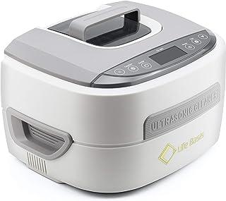 LifeBasis Nettoyeur à Ultrasons Professional 2,5L Numérique avec fonction Echappement et Chauffage Cuve en acier inoxydable