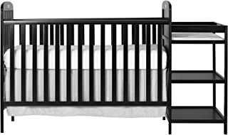 Dream On Me, Anna 4 in 1 Full Size Crib and Changing Table Combo