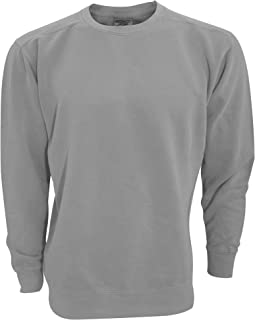 grey comfort colors sweatshirt