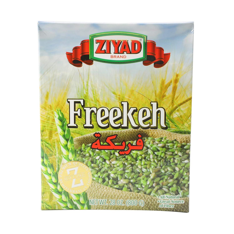 Ziyad Fine Roasted Green Wheat Freekeh Made Max 49% OFF trust Frikeh from Farik