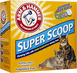 Arm & Hammer Super Scoop Clumping Litter