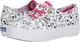 Keds - Triple Little Miss Chatterbox