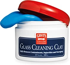 Griot's Garage 11049 Glass Cleaning Clay 3.5oz