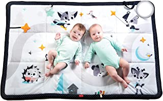 Tiny Love Magical Tales Super Mat, Black & White, One Size