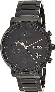 Hugo Boss Quartz Montre avec Bracelet en Acier Inoxydable 1513780