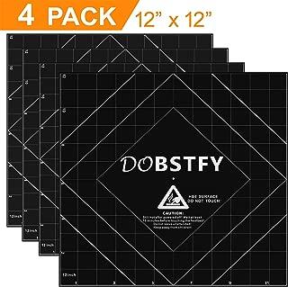 3D Printing Build Surface, 3D Printer Heat Bed Platform Sticker Sheet, 12