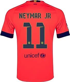 Nike Barcelona 2014_15 Away Jersey Neymar JR #11 size Adult XXL