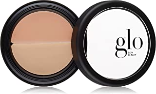 Glo Skin Beauty Under Eye Concealer Duo | Correct and Conceal Dark Circles, Wrinkles, and Redness | 4 Shades