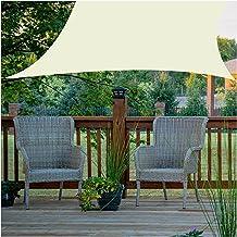 LIXIONG Zonnekap Zeil, Rechthoek Tuin Shding Net, 90% UV Block Zonnebrandluifel voor Outdoor Patio Parking Camping, Aangep...
