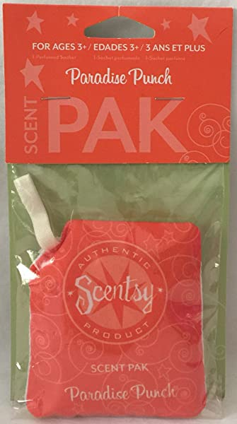 Scentsy Scent Pak Paradise Punch