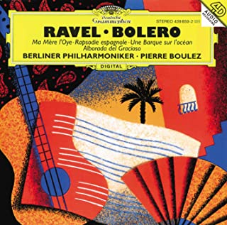 Ravel: Ma mère l'oye, ballet, M. 62 - Apothéose:Le Jardin féerique.Lent et grave