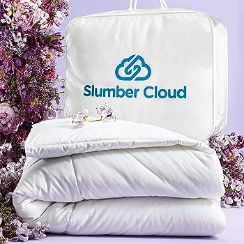 Amazon Com Slumber Cloud Cumulus Comforter Nasa Temperature