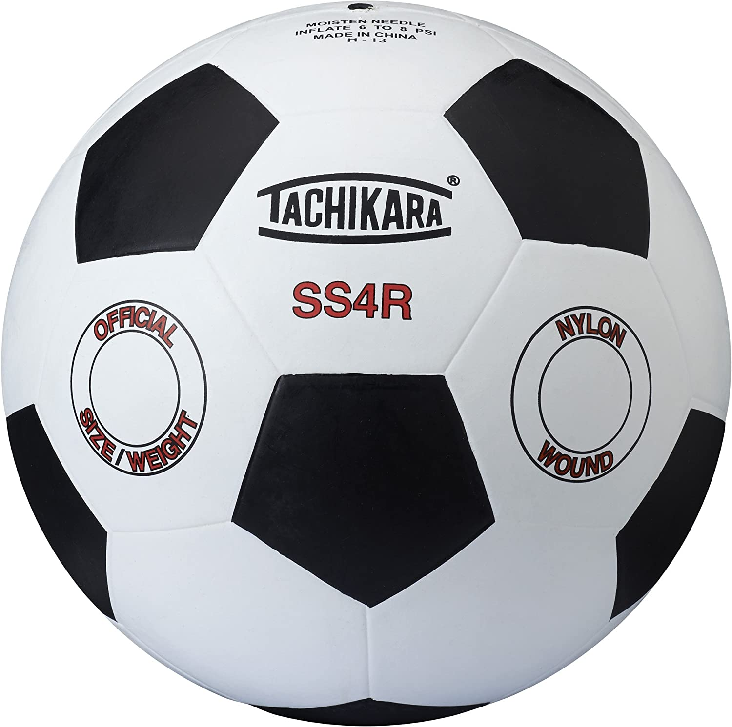 Tachikara Today's only SSR Traditional 5 ☆ very popular Soccer Rubber Ball