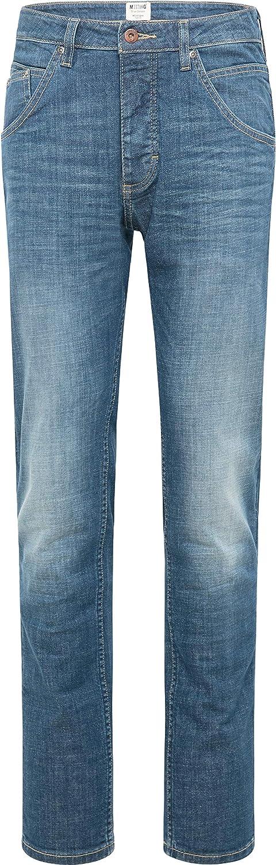 Mustang Michigan Tapered Jeans Homme Bleu Foncé