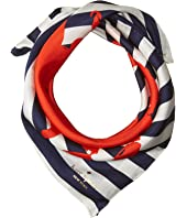 Kate Spade New York - Crab Silk Bandana