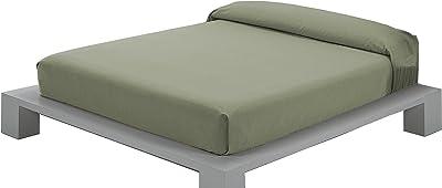 Martina Home Culla Foulard multiusos-c28, Tissu, Vert, 270x 200x 7.5cm