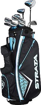 Callaway STRATA Women's Golf Packaged Set (14-piece set)