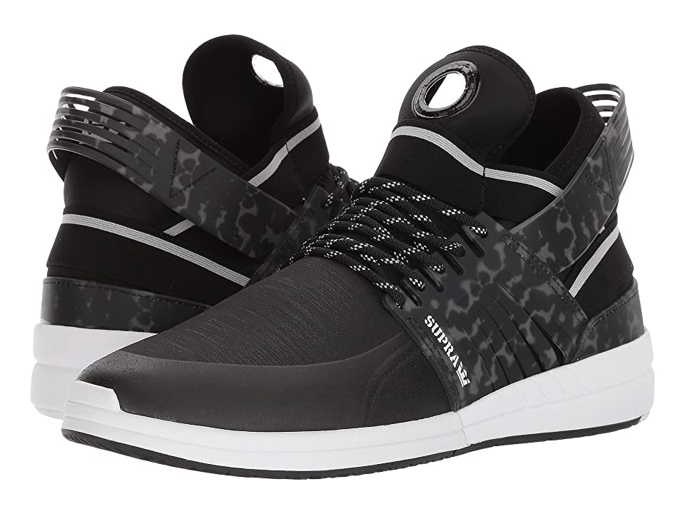 Supra Skytop V (Black/White) Men