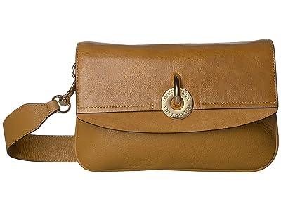 Vince Camuto Yael Shoulder (Creamy Caram) Handbags
