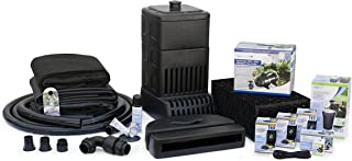 Aquascape Complete Waterfall Kit with 26 Feet Stream | Large | AquaSurgePRO 4000-8000 Pump