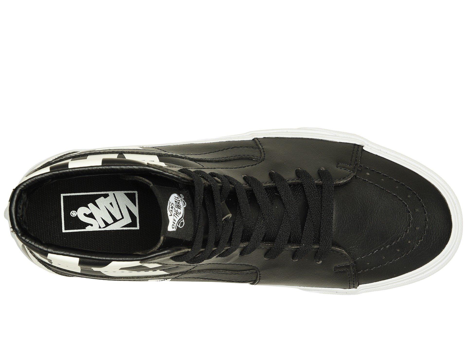 Vans black classic Tumble hi™ Vans Sk8 ZrwUnZxqXv