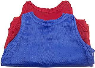 Adult - Teens Scrimmage Practice Jerseys Team Pinnies Sports Vest Soccer, Football, Basketball, Volleyball