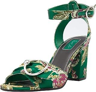 eaccfb9db069 Mari A Women s Moxie Block Heel Dress Shoe Ladies Ankle Strap Pump Sandal  with O Ring