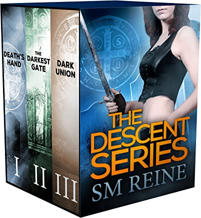 The Descent Series, Books 1-3: Death's Hand, The Darkest Gate, and Dark Union (English Edition)