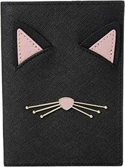Cat's Meow Cat Passport Holder