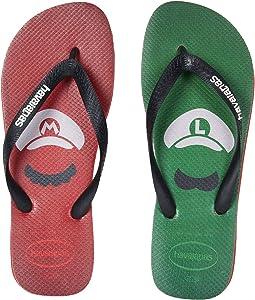 Havaianas - Mario Bros Flip-Flops