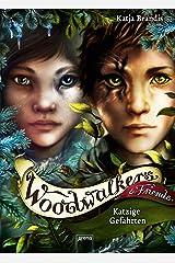 Woodwalkers & Friends (1). Katzige Gefährten (German Edition) Versión Kindle
