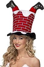 Best santa stuck in chimney hat Reviews