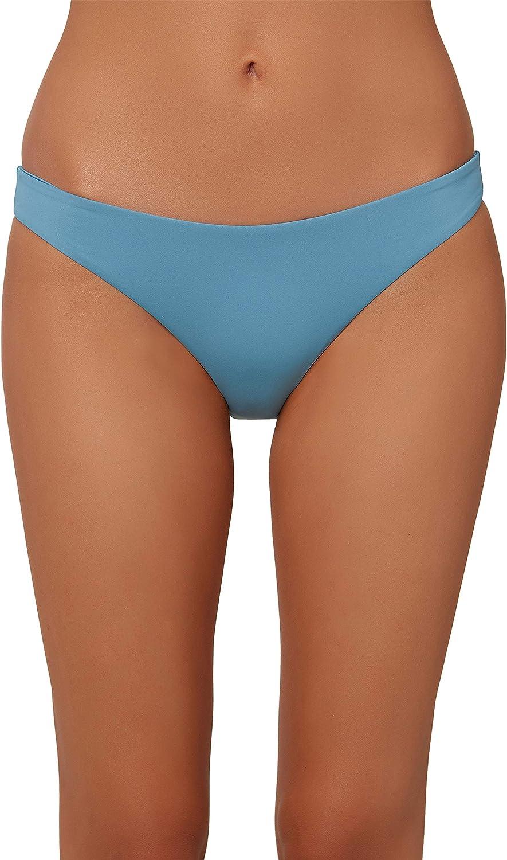 O'NEILL Women's Solid Hipster Bikini Swimsuit Bottom