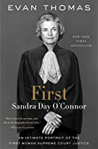 First: Sandra Day O'Connor