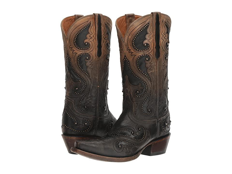 Lucchese Gemma (Ombre Pearl w/ Studs) Women