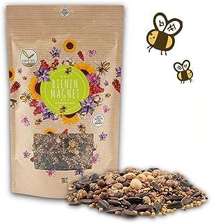 200g Semillas de flores de pradera para un colorido pasto de abejas - mezcla de semillas de flores silvestres ricas en néc...