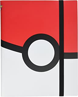 Poke Ball Full-View PRO Binder for Pokémon 9 Pocket Card