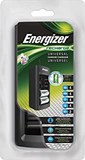 Energizer Products - Energizer - Family Battery Charger, Multiple Battery Sizes - Sold As 1 Each - Charges AA, AAA, C, D and 9V batteries
