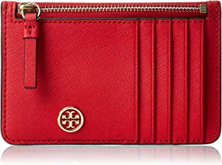 Tory Burch Womens Card Case, Brilliant Red - 54466