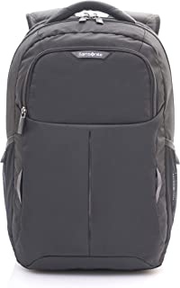 Samsonite 87300 Albi Soft Side Laptop Backpack, Black/Grey, 45 Centimeters