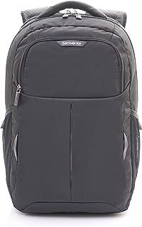 Samsonite 87300 Albi Soft Side Laptop Backpack, Black/Grey, 45 Centimeters