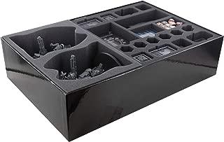 Feldherr Foam Tray Set for Adeptus Titanicus: Grand Master Edition Board Game Box - coolthings.us