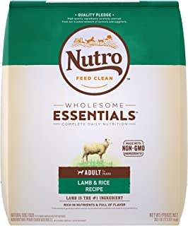 Nutro Wholesome Essentials Natural Adult Dry Dog Food - Lamb & Rice