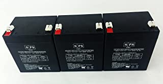 12v 5Ah HP R3000 XR UPS Replacement Battery SPS BRAND (2 PACK)