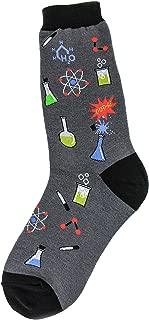 Foot Traffic, Women's Education-Themed Socks, Fits Women's Shoe (Sizes 4-10)
