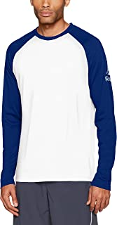 Reebok Men's Supremium Long sleeve Baseball Tee