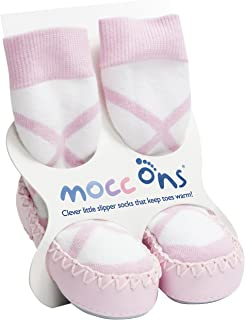 moccasin socks for toddlers