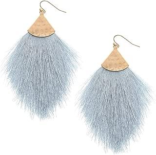 Best baby blue earrings Reviews